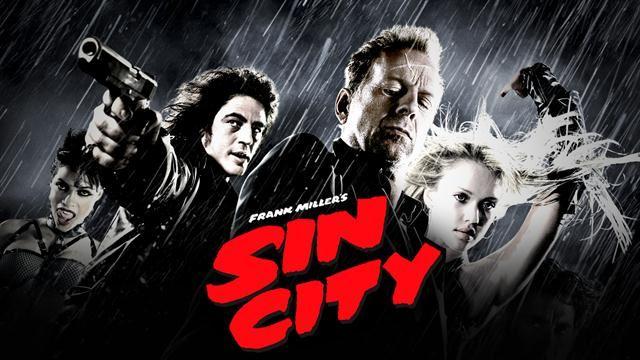 Sin City: in arrivo la serie TV prodotta da Frank Miller e Robert Rodriguez