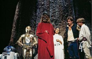 Star Wars: Jon Favreau vorrebbe realizzare un nuovo special di Natale 9