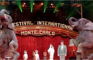 Circo di Montecarlo Rai tre
