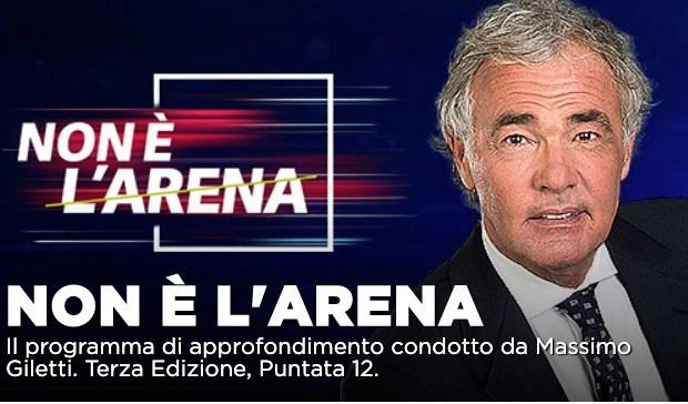 Non é l'Arena su La7