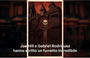 Locke & Key Netflix featurette copy