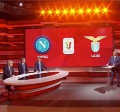 Napoli Lazio auditel copy