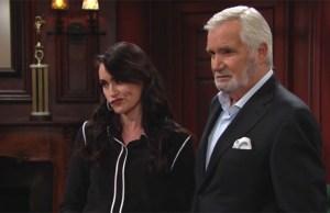 Quinn e Eric benedicono il futuro di Wyatt e Sally