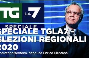 Speciale Tg La7 Maratona Mentana Elegioni Regionali