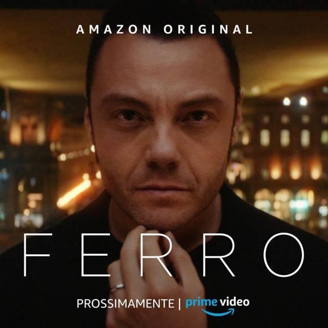Tiziano Ferro documentario Amazon