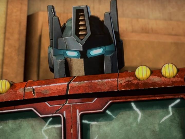 Transformers: War of Cybertron – il primo trailer della serie Netflix