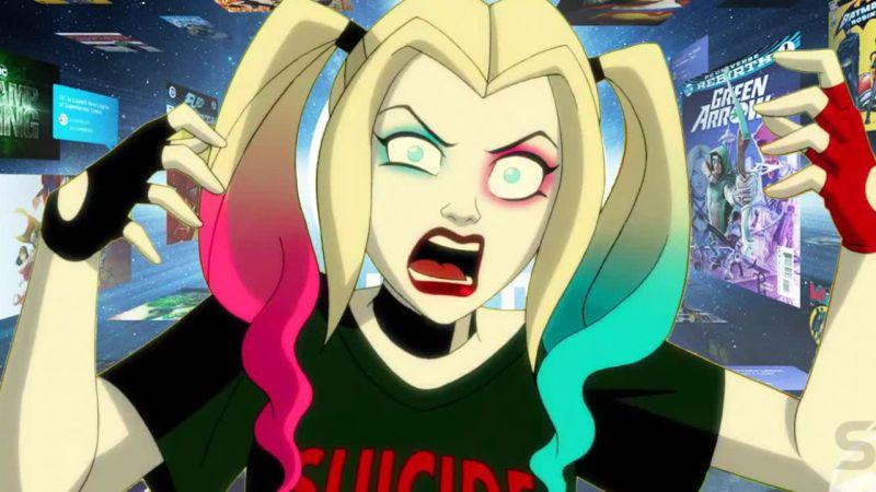 Harley Quinn: la seconda stagione ha una data di uscita