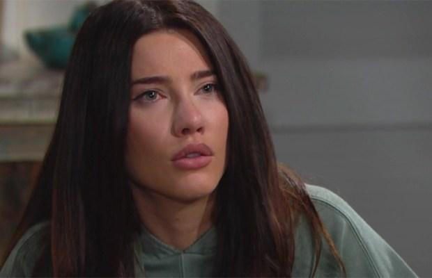 Steffy scopre che Phoebe é Beth