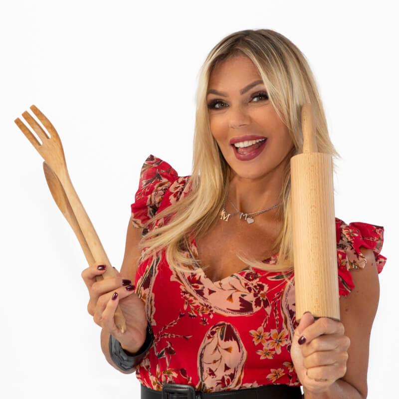 Matilde Brandi Chef per passione