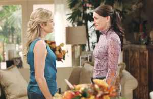 Quinn incoraggia Shauna