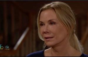 Brooke sospetta di Shauna