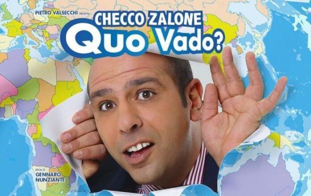 Quo Vado? Canale 5