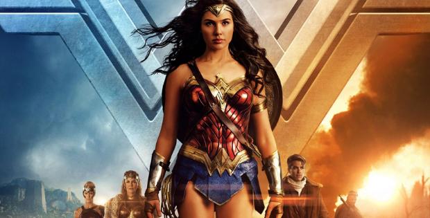Wonder Woman Canale 5