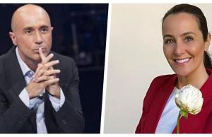 Roberta Capua e Gianluca Semprini Rai Uno