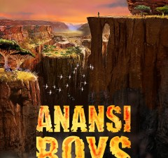 Anansi Boys Prime Video Neil Gaiman poster