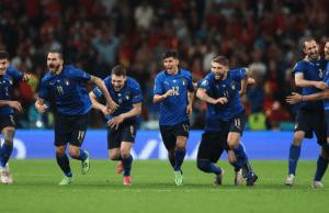 Italia-Inghilterra replica Rai Uno