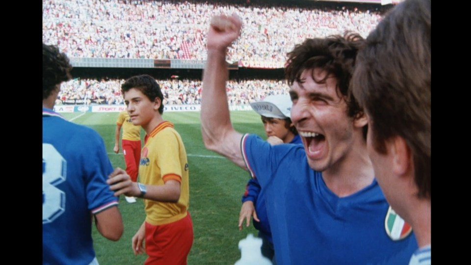 Paolo Rossi Sky Documentaries