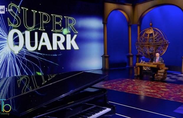 Superquark ascolti tv rai uno