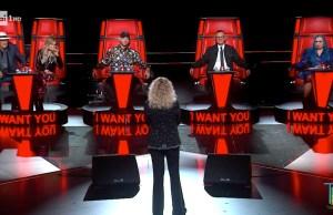 The voice senior ascolti tv rai uno