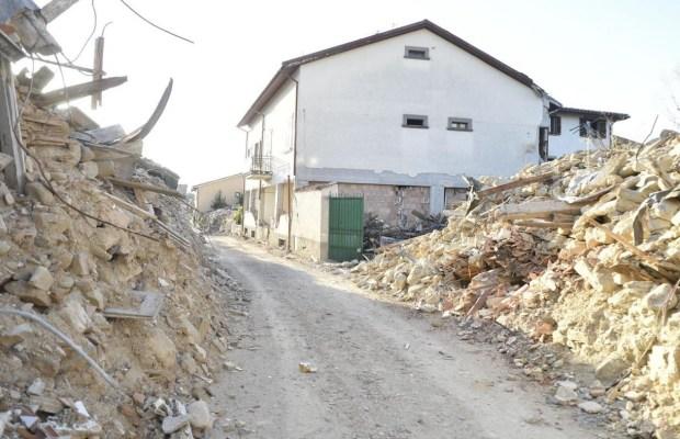 sisma del Centro Italia Rai