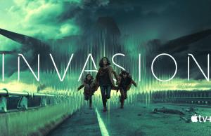 Invasion Apple TV+ poster