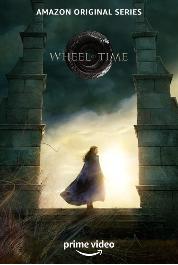 La ruota del tempo amazon prime video poster