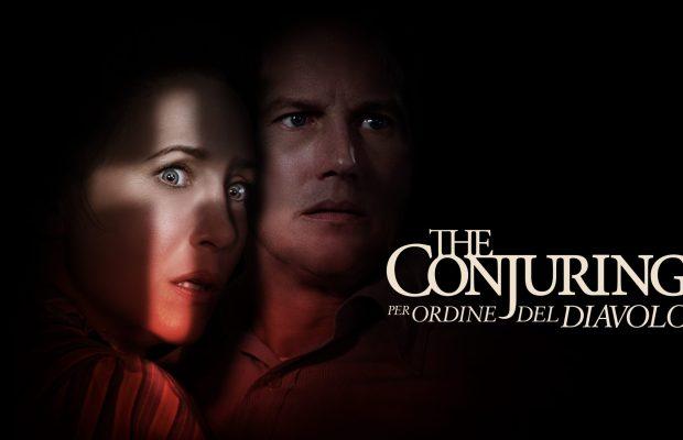 The Conjuring Per Ordine Del Diavolo Infinity+