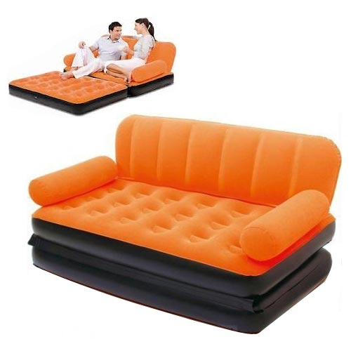 tangerine sofa modern chaise lounge uk colour full bestway inflatable bed in pakistan