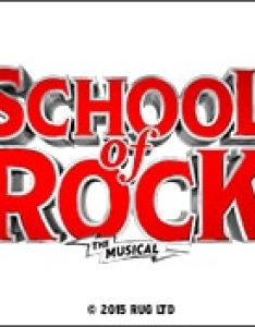 School of rock broadway musical tickets also seating chart new york rh telecharge