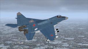 Flight simulator x 6