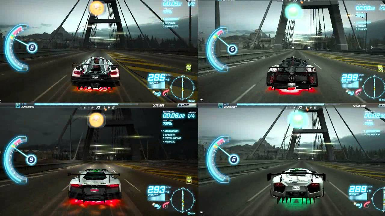 need for speed world multi