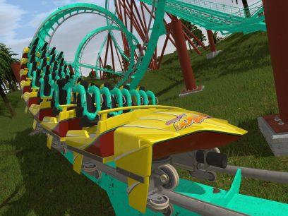 NoLimits Rollercoaster Simulation-2