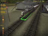 Passenger Train Simulator-4