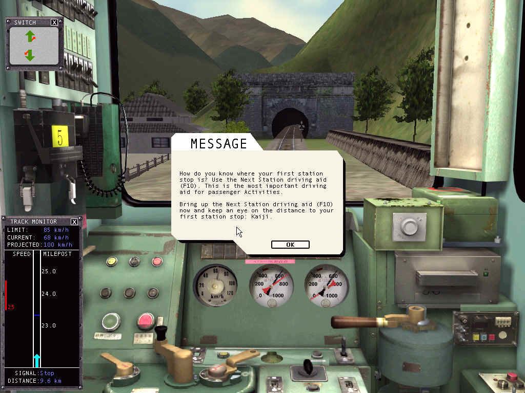 Passenger Train Simulator-7