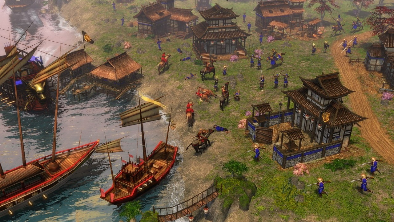 Age of Empire 3 The Asian Dinasty-1