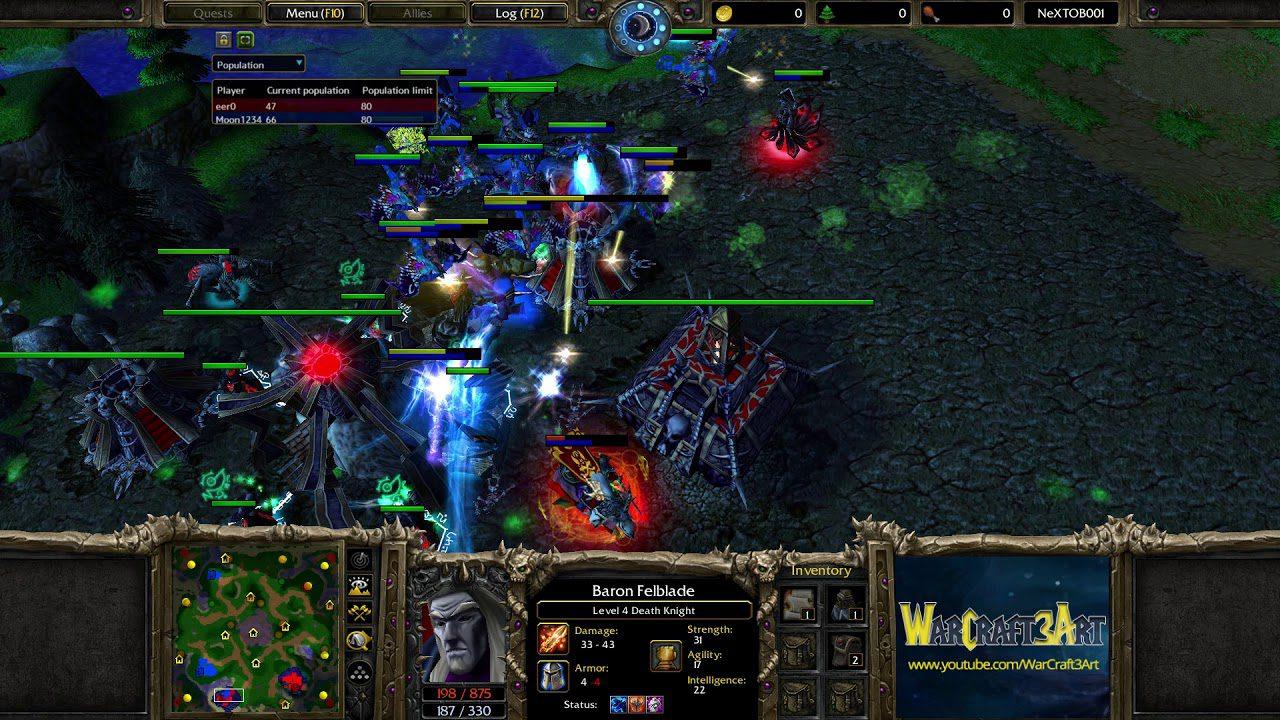 Warcraft 3 The Frozen Throne-4