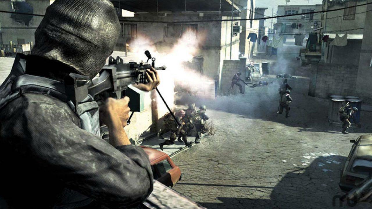 Call of Duty 4 Modern Warfare-4