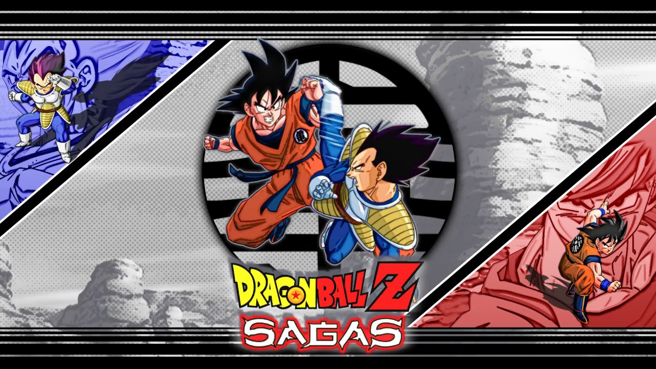 Dragonball Z Saga-1