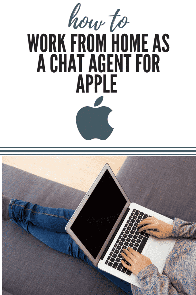 Apple Work at Home Jobs as an Online Chat Agent