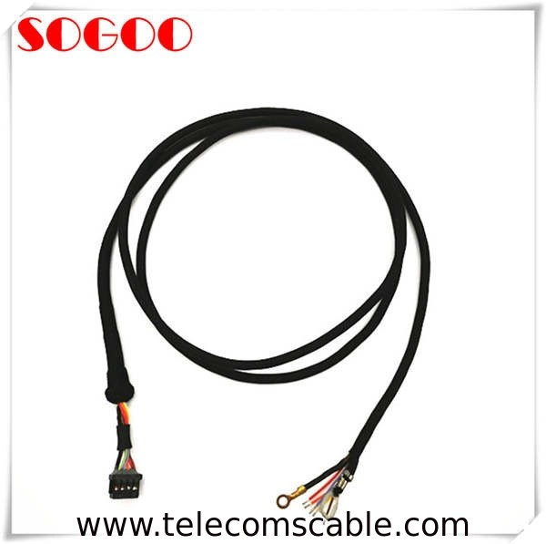 Bronze Copper Huawei ZTE OLT Electronics Wire Harness