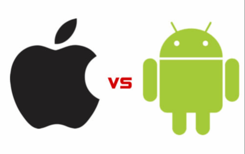 Android 12 vs Apple iOS 15