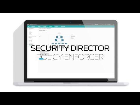 Add Juniper SRX Cluster into JunOS Space 16 1 Security Director