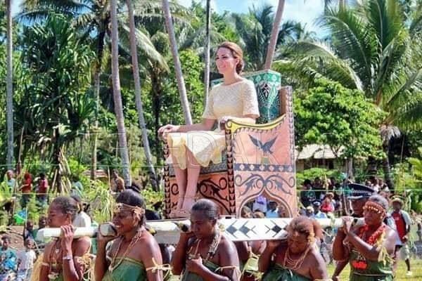 Prince William et son épouse Kate Les photos qui fâchent certains africains %Post Title