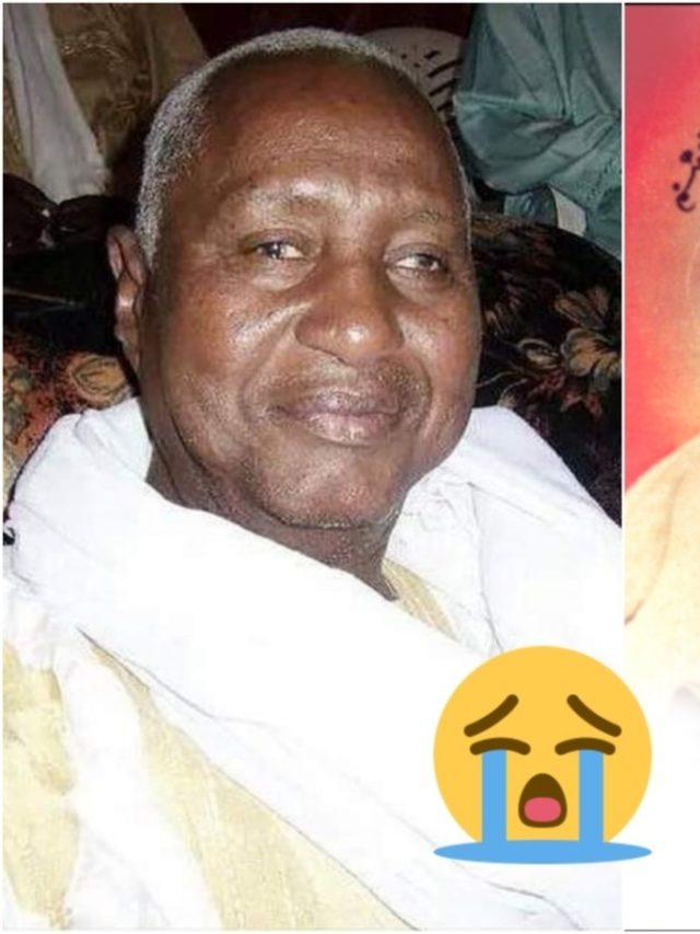 Décès de Serigne Moustapha Mbacké