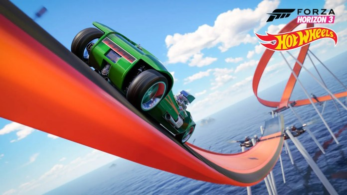 Hot Wheels, con Forza Horizon 3 si torna bambini