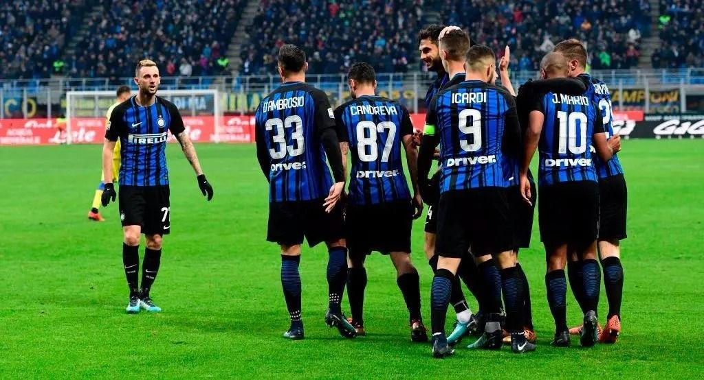 Serie A: Inter in testa, primi punti per il Benevento