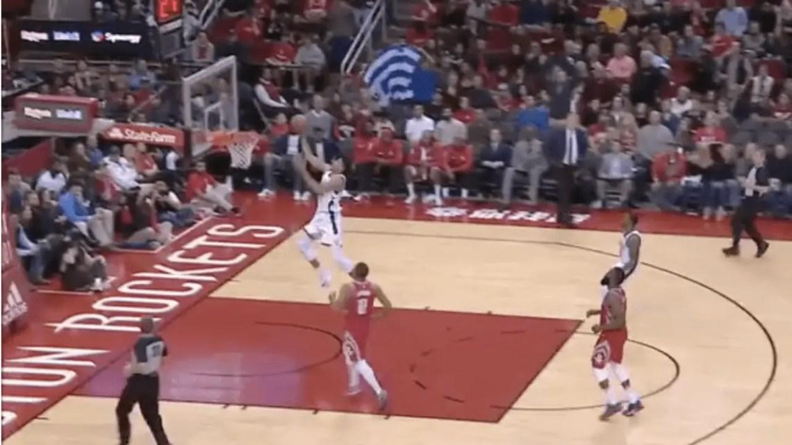 NBA: 13^ vittoria Rockets, Ginobili decisivo contro Dallas