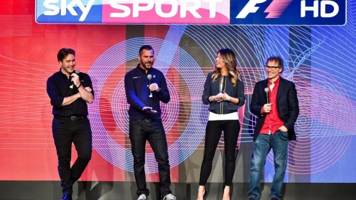Formula 1, su Sky Sport F1 i test in diretta dal 18/02 al 21/02