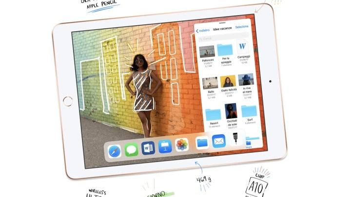 Apple, il nuovo iPad è più economico e potente