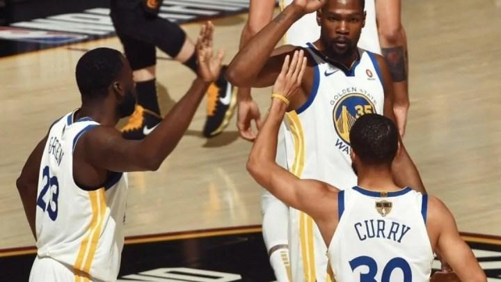 NBA Finals, nella notte Golden State vince il titolo